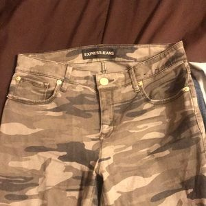 Express Jeans - Express Camo Jeans!!!
